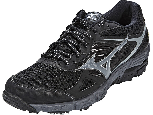 Mizuno Wave Kien 4 G-TX Shoes Men Black/Dark Shadow